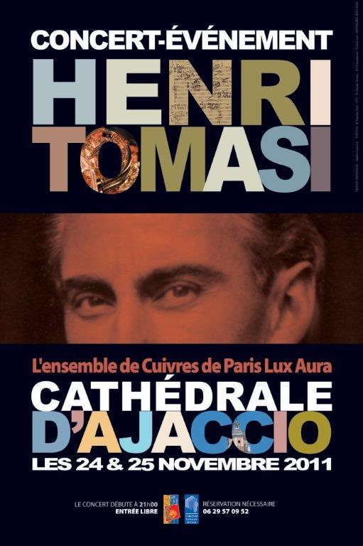 Hommage à la Cathédrale d'Ajaccio - 24 et 25 novembre 2011