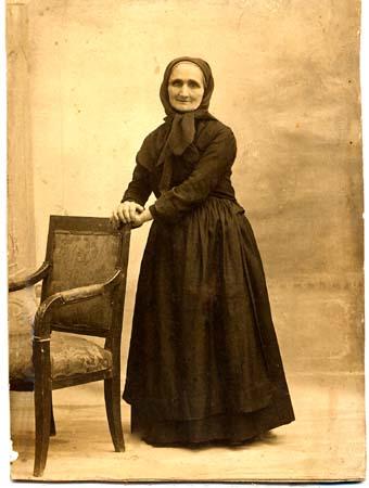 Catherine Vincensini, grand-mère d'Henri