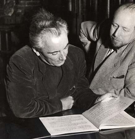 H. Tomasi Amsterdam (La Vie Brève) - 1953