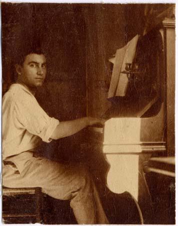 H. Tomasi à Loreto - 1929