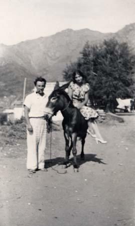 H. Tomasi et O. Camp Albo - 1934
