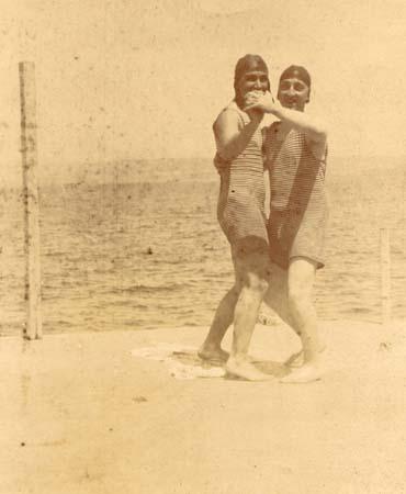 Tango sur la plage - 1925-26