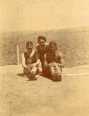 Plage entre amis - 1925-26