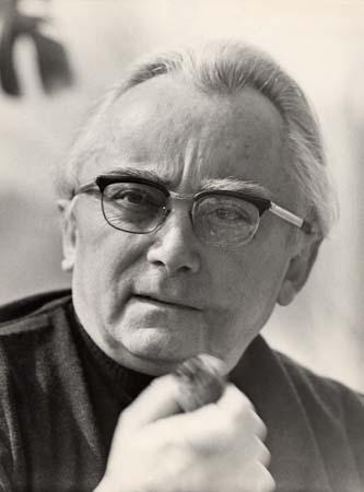 Portrait Berlin - 1966 (photo Hans Polkow)