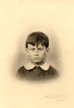 Portrait - 1908