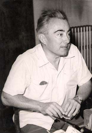 Interview au Provencal - 1959