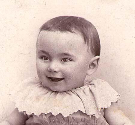 H. Tomasi Portrait bébé