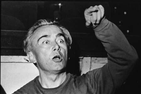 Portrait dirigeant Amsterdam - 1953