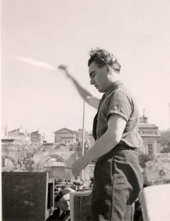Portrait Arles - 1942