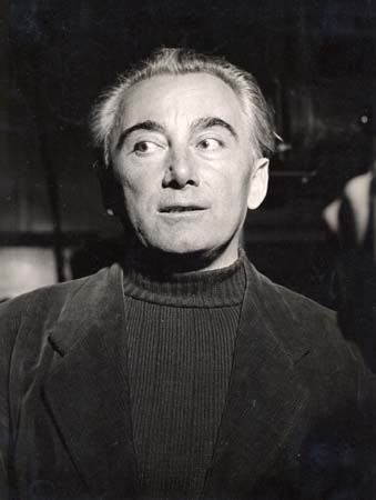 Portrait - Amsterdam 1953