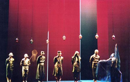 """Centenaire 2001 : """"L'Atlantide"""", Opéra de Marseille (ph. C. Dresse)"""