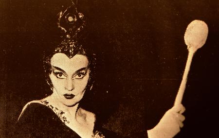 Ludmilla Tcherina dans Antinea